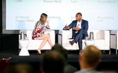 Uber, PayPal, LinkedIn & Cisco Lawyers Talk Legal Industry Ideas at In-House Forum