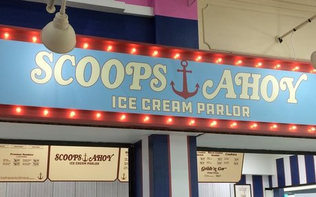 Baskin-Robbins Innovates with 'Scoops Ahoy' Rebrand [Photos]