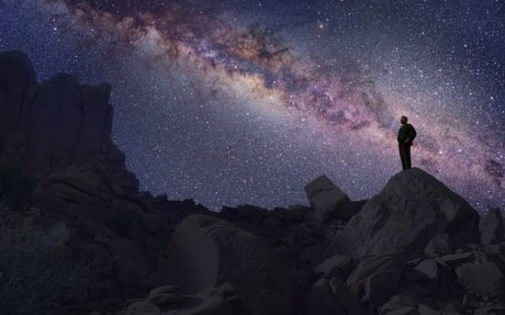 Cosmos Starts by Making Us Feel Small