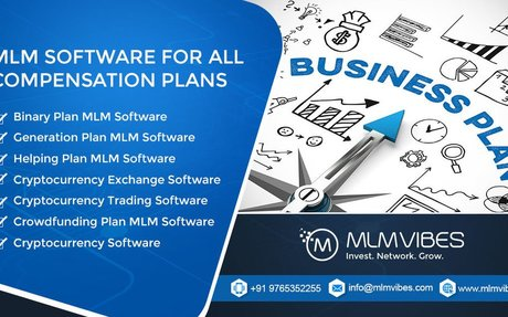 MLM Vibes MLM Software for all MLM Business