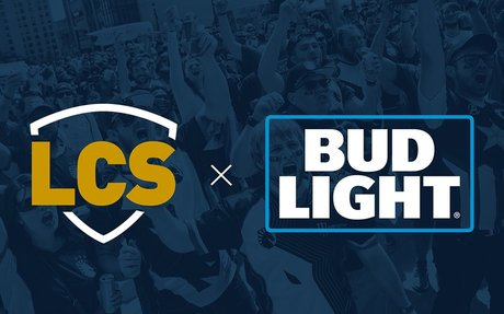 Riot Games serves up Bud Light partnership for LCS
