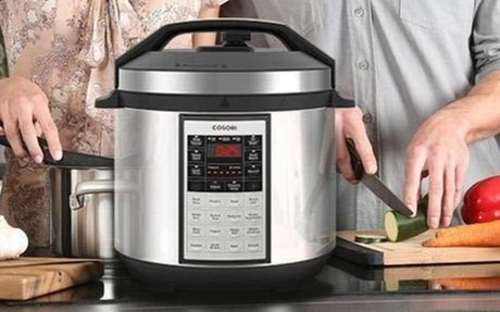 Amazon.com: COSORI CP016-PC Electric Pressure 6 Qt 8-in-1 Instant Stainless Steel Pot 16 P