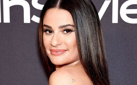 All About Lea Michele's Diamond-Encrusted Wedding Band