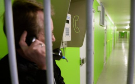 Phones to be allowed in Scottish prison cells?