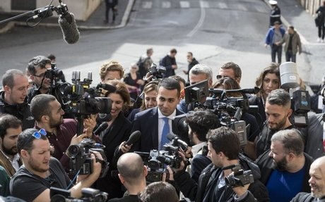 For Luigi Di Maio, It's Now or Never to Lead Italy. Unless It's Later.