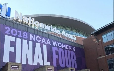 Columbus: Nonstop thrills as the Women's Final Four roars into Columbus