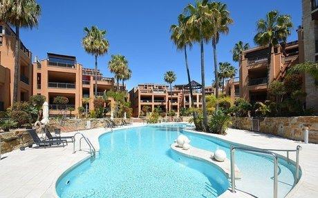 Luksusleilighet med høy standard og 3 soverom nær stranda i San Pedro de Alcántara (R26576