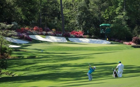 HARIG: AUGUSTA GETTING IT RIGHT WITH NO. 13