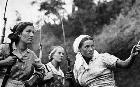 Womens carrying guns