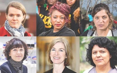 Women you should know about on International Women's Day