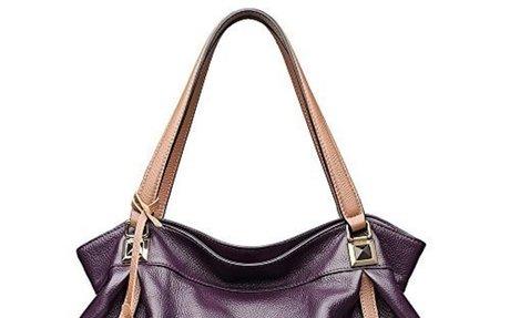 ZOOLER Genuine Leather Handbags for Women Shoulder Bags Large Purse $79.99