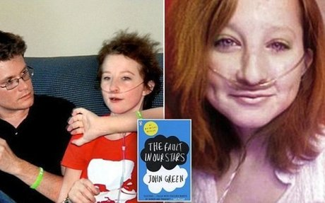 The Fault In Our Stars author reveals his inspiration