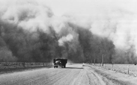 6. The Dust Bowl of The 1930's