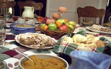 Thanksgiving - Wikipedia