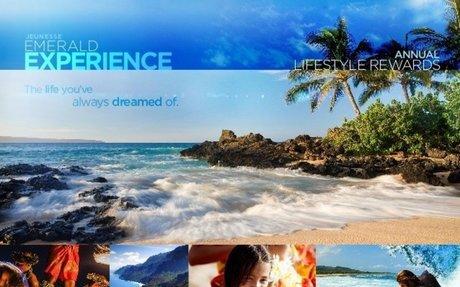 Jeunesse | Lifestyle Rewards