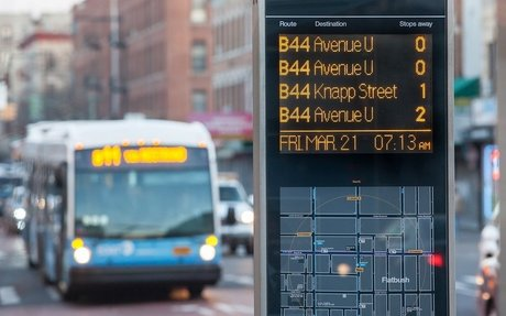 The real benefits of real-time transit data – Sidewalk Talk
