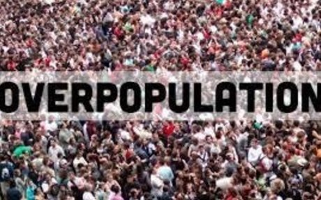 Over-population also has impact on coastal areas