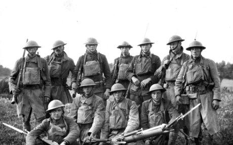 6. World War I