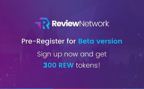Review.Network - Beta Pre-Registration