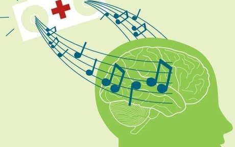 Therapeutic benefits of music being used to treat Alzheimer's, addiction, and depression