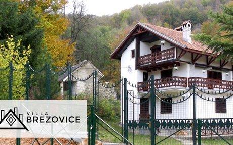 Villa Brezovica - Property for sale in Brezovica ski resort, Sharr Mountains