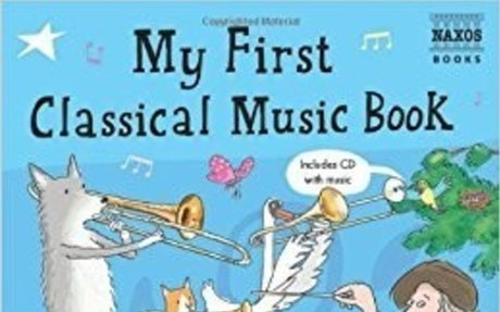 Amazon.com: My First Classical Music Book: Book & CD (Naxos My First... Series)