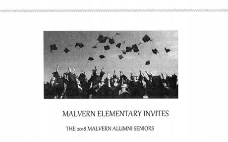 Malvern Elementary Senior Breakfast