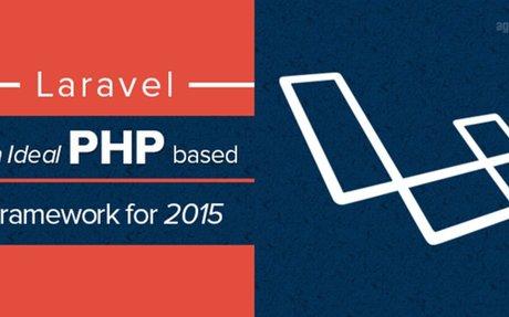 Laravel Framework-Best Practice for Custom based Web Application