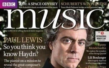 PressReader - BBC Music Magazine: 2018-03-22 - Piazzolla