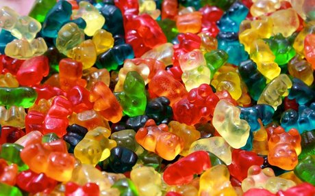 Gummy Bears!!!!!!!!