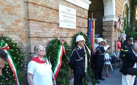 Ankona: Po 74 latach polscy weterani wojenni wrócili do wyzwolonego przez nich miasta