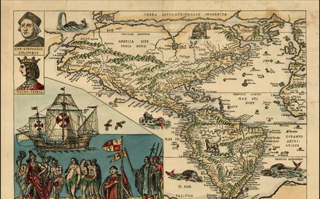 The Columbian Exchange: Plants, Animals, & Disease between the Old & New Worlds (article)