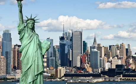 I want to visit New York