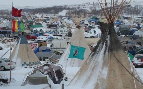 How the Dakota Access pipeline battle unfolded
