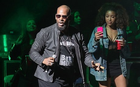 R. Kelly story makes us realize that no one cares about black women