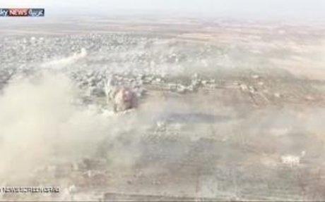 حزب الله يهاجم مناطق المعارضة في الزبداني