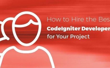 CodeIgniter Web Development Company Services India