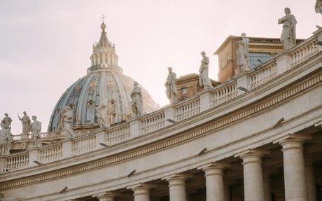 Rome Pilgrimage Meeting & Festa - Sept. 9