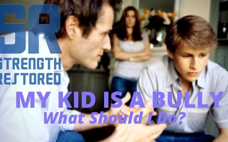 My Kid Is A Bully: What Should I Do?