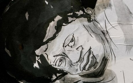 Kara Walker Traces Slavery's Bitter Legacy With New Ways of Drawing