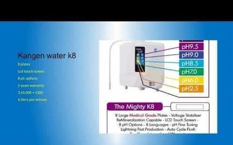 Kangen water machine price in india of enagic company models price list feautures and warr