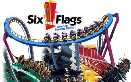 six flags website - Google Search