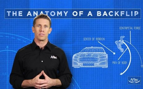 The Anatomy of a Backflip