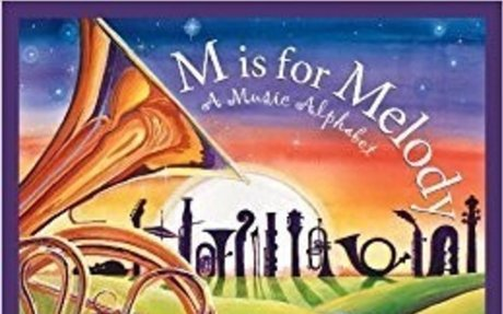 M is for Melody: A Music Alphabet (Art and Culture): Kathy-jo Wargin, Katherine Larson: 97