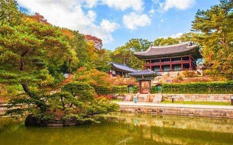 South Korea's beautiful gardens and landscape design