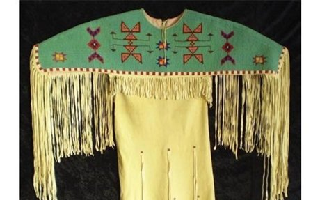 Making Clothes from Buckskin (Clothing)