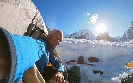"""Karl Egloff, """"feliz"""" por batir récord en la """"montaña más compleja"""" - Otros deportes - B..."""