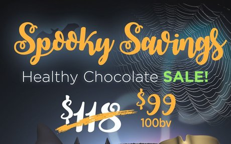 Spooktacular Savings for Limited Time Only!