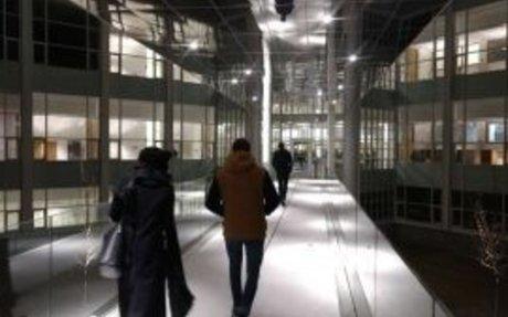 Le #prix d'urbanisme de la Ville va à la réhabilitation du Génie civil au Val-Benoît