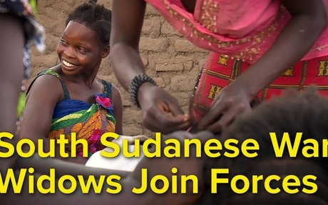 DRC: South Sudanese War Widows Join Forces